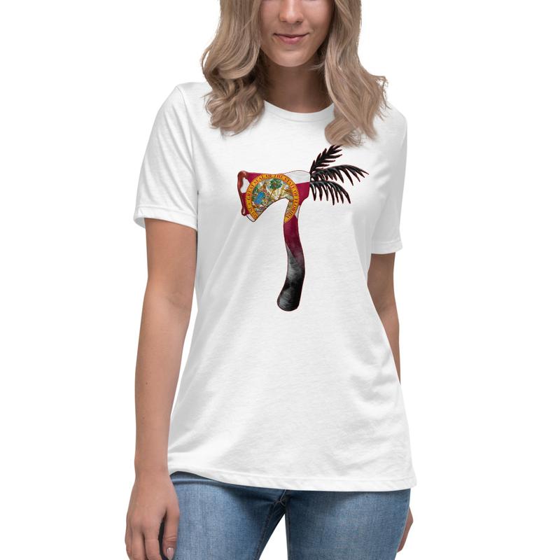 Women's Relaxed NEW Palmahawk T-Shirt