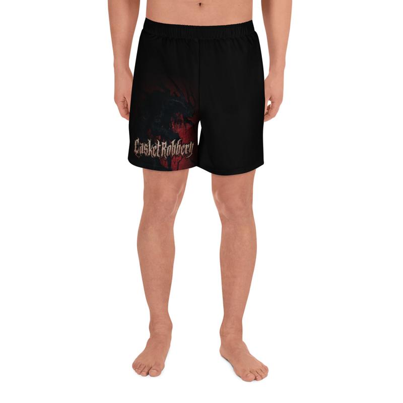 Hideous Men's Athletic Long Shorts