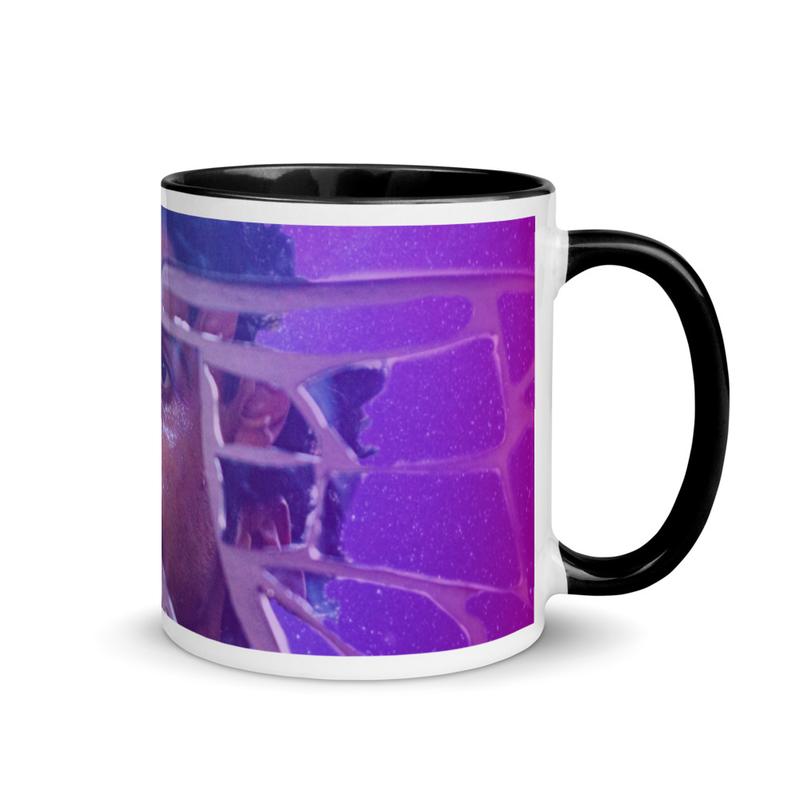 SHATTERED Weaux Mug