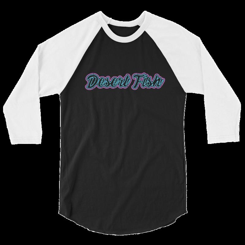 DF Neon Baseball Tee