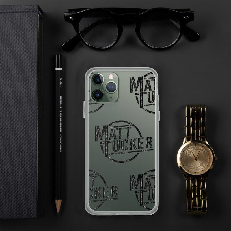 MT iPhone Case