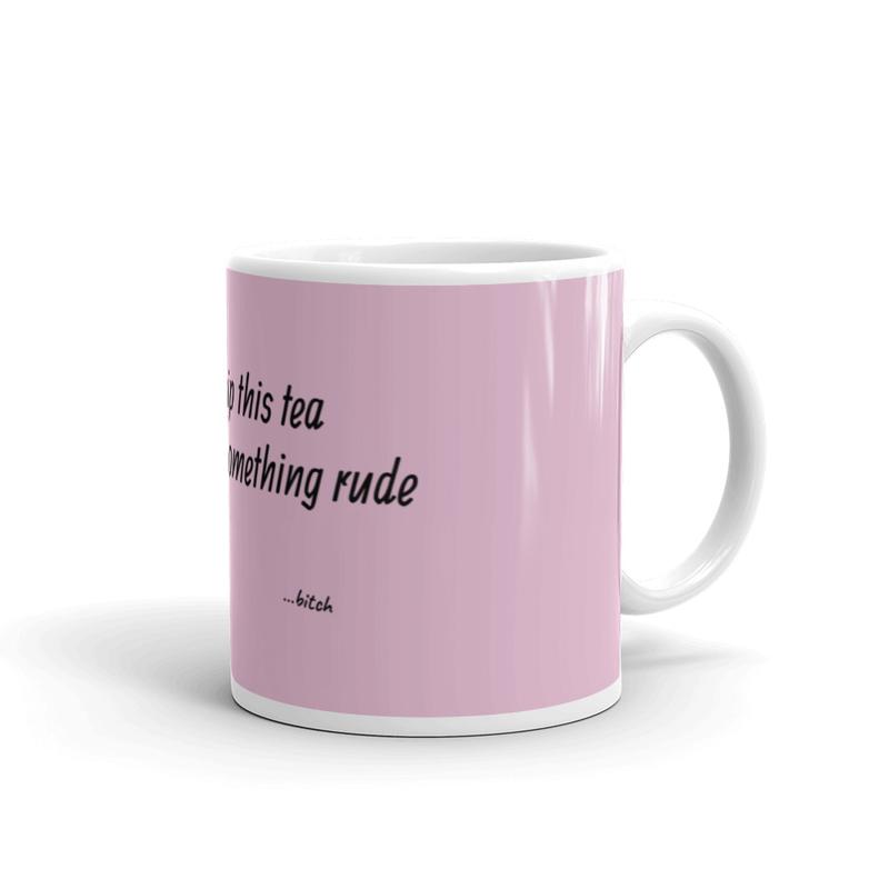 'Sip This Tea' mug