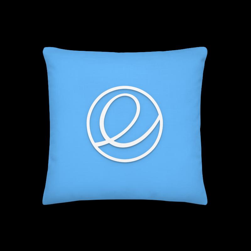 Logomark Pillow