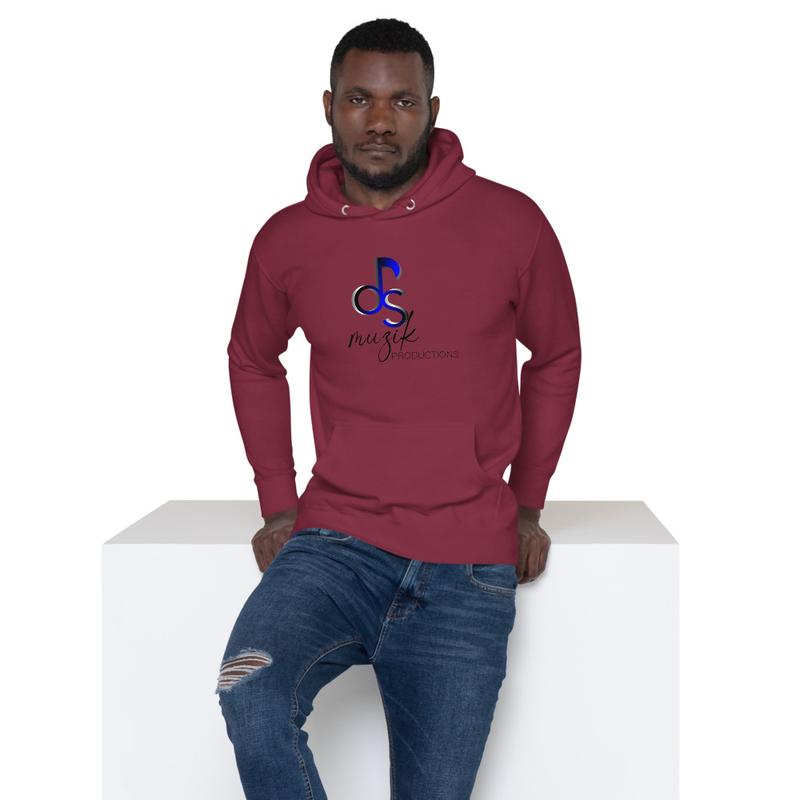 DSMuzik Logo Unisex Hoodie