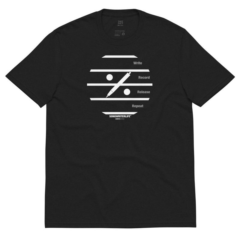 SongwriterLife Recycled T-Shirt