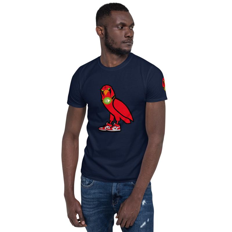BOHUP 2021 Short-Sleeve Unisex T-Shirt