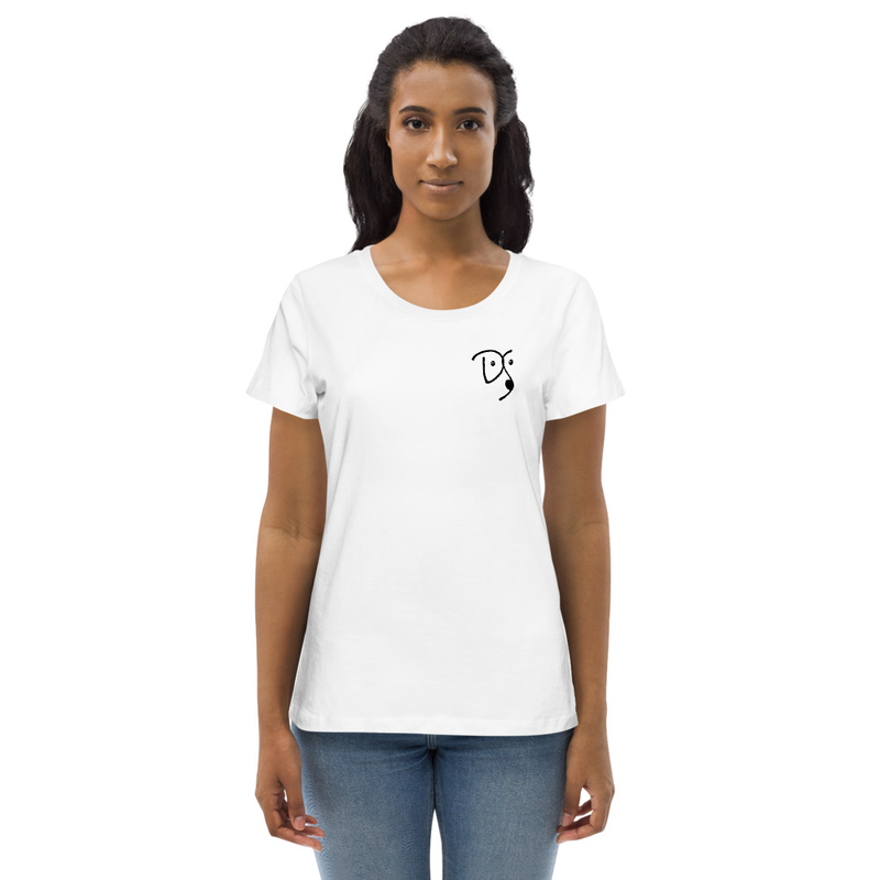 Dogue Shop Women's fitted eco tee