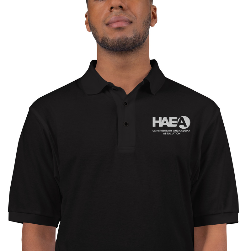 Apparel - Men's Premium Polo