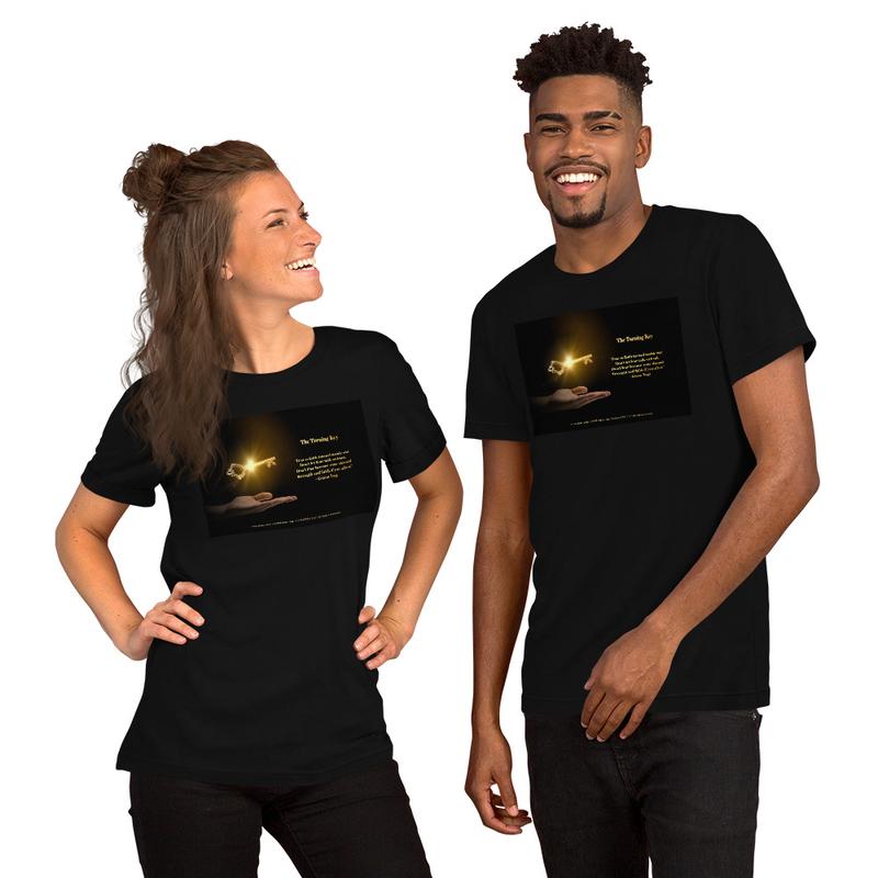 The Turning Key Short-Sleeve Unisex T-Shirt