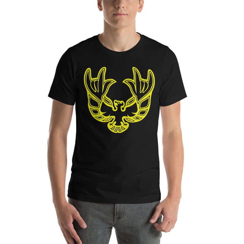"Sunset Strip ""Metal Bird"" Short-Sleeve Tee (Unisex)"
