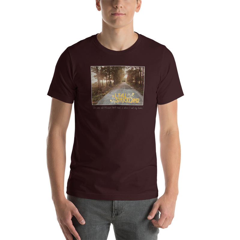 Missouri Back Roads Unisex T-Shirt