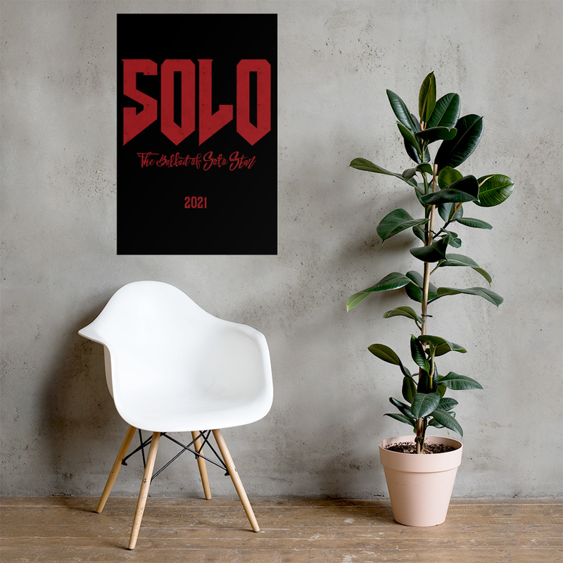 SOLO Official Poster