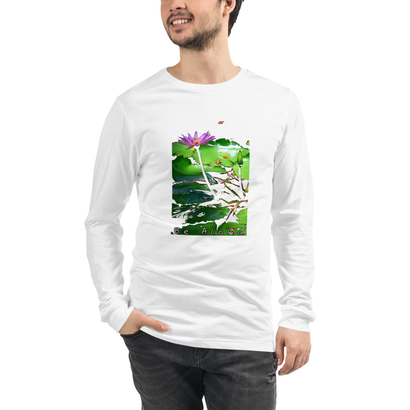 Be ALoha - Unisex Long Sleeve Tee