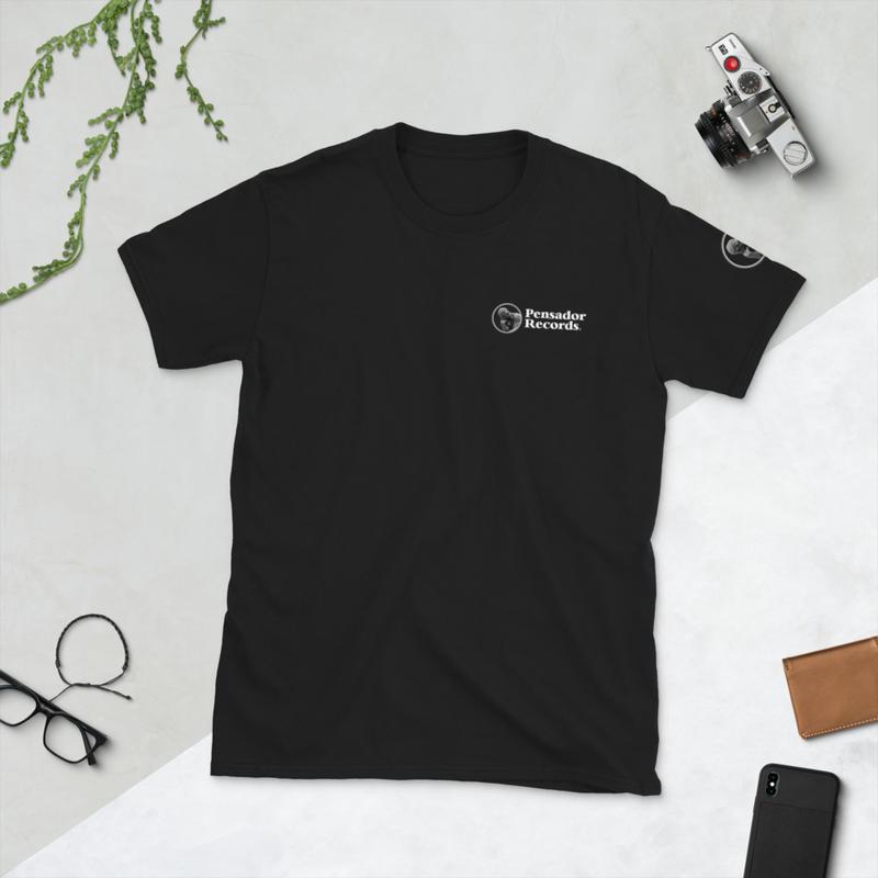 Pensador Records Logo - Short-Sleeve Unisex T-Shirt