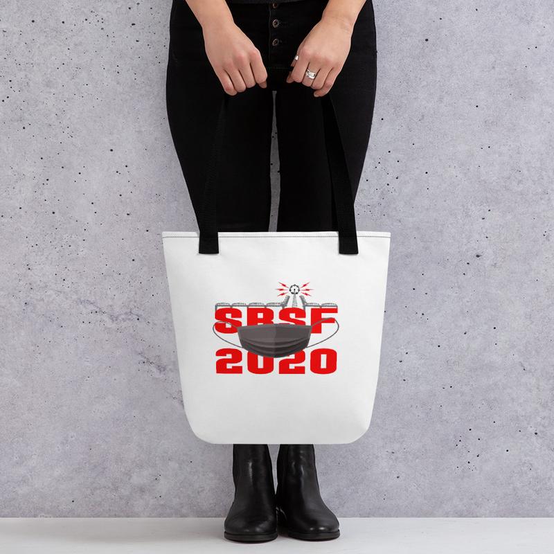 SBSF 2020 mask tote bag