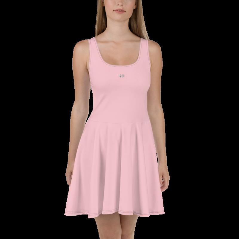 Skater Dress (Pink)