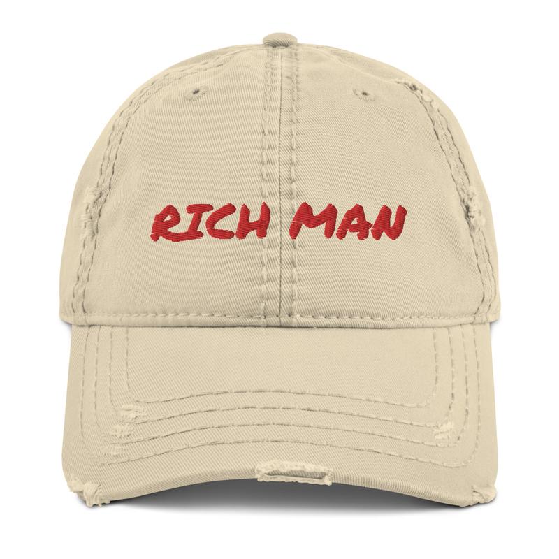 Rich Man Hat