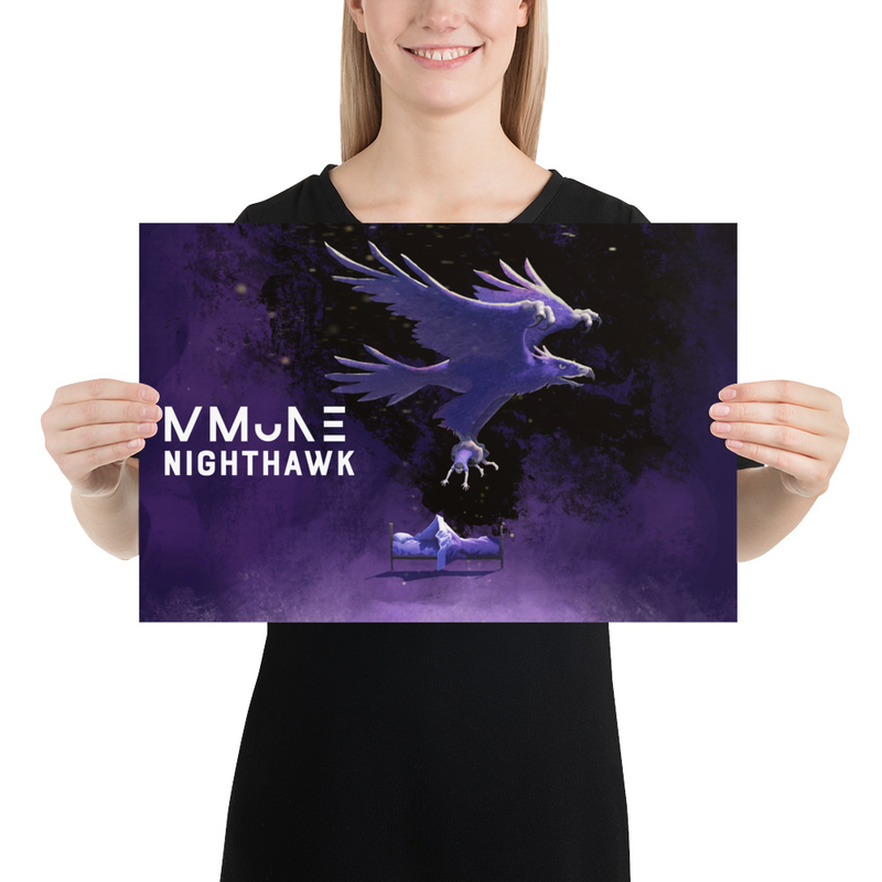 Nighthawk Poster