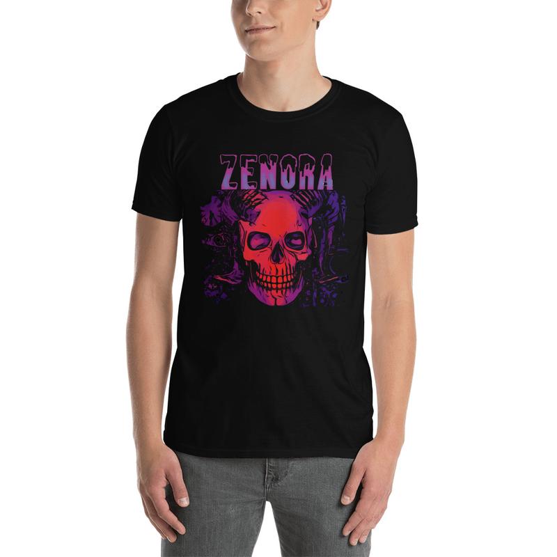 Skull Melt Unisex T-Shirt