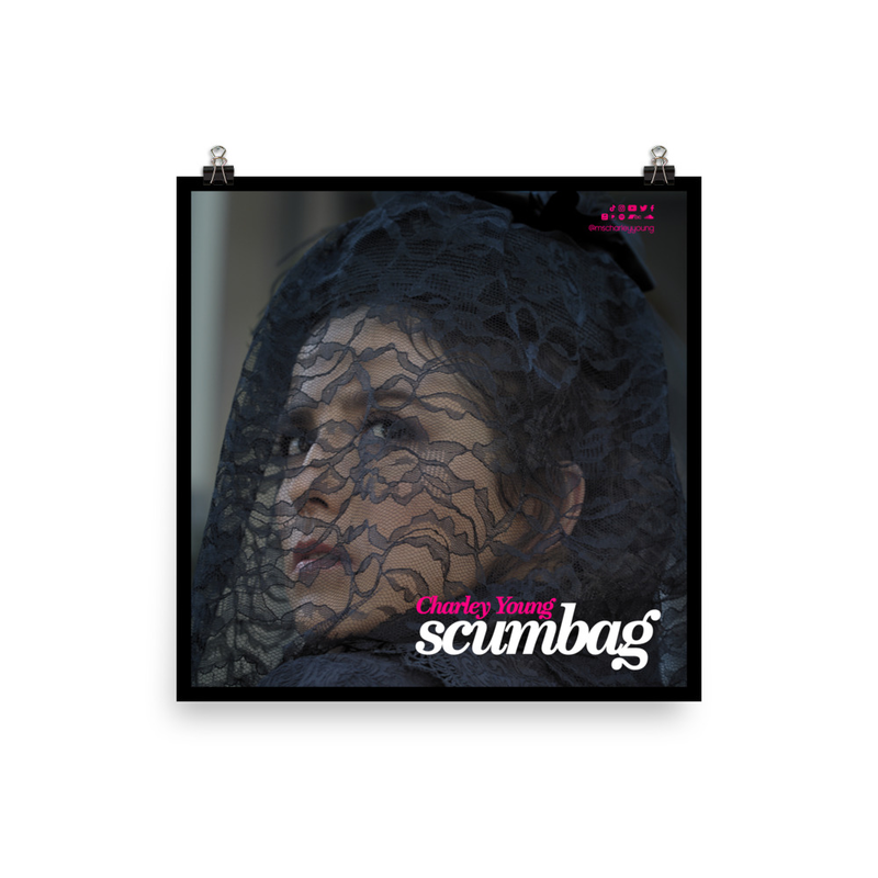 Scumbag Widow Poster