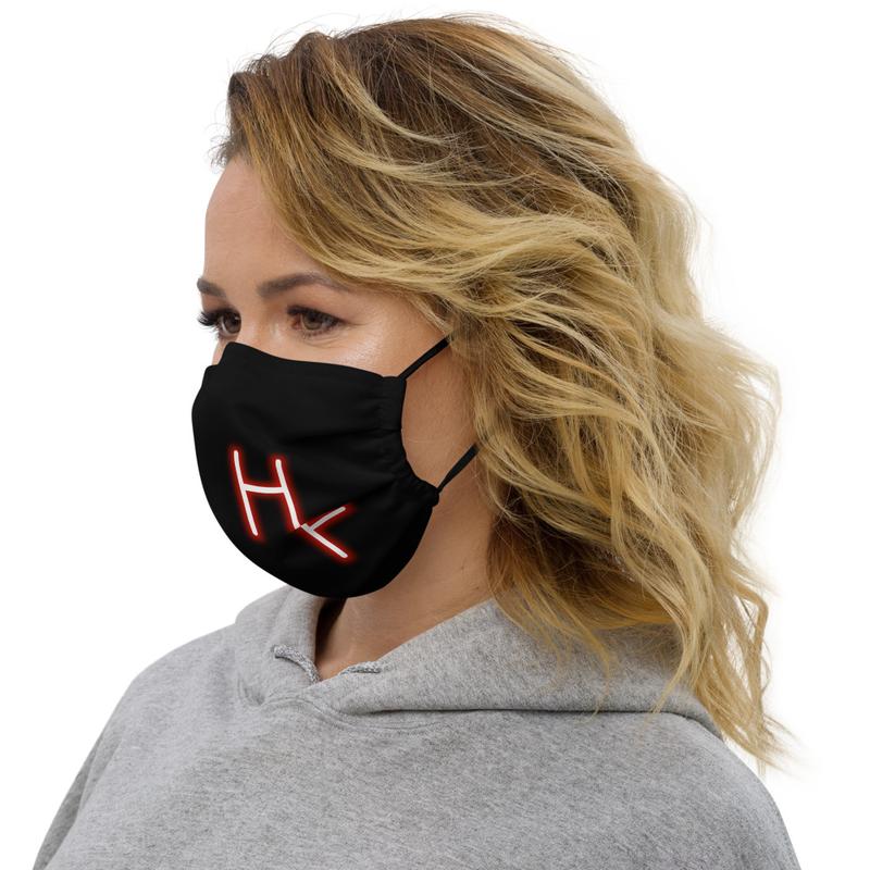 Hi Fidelity Logo Mask