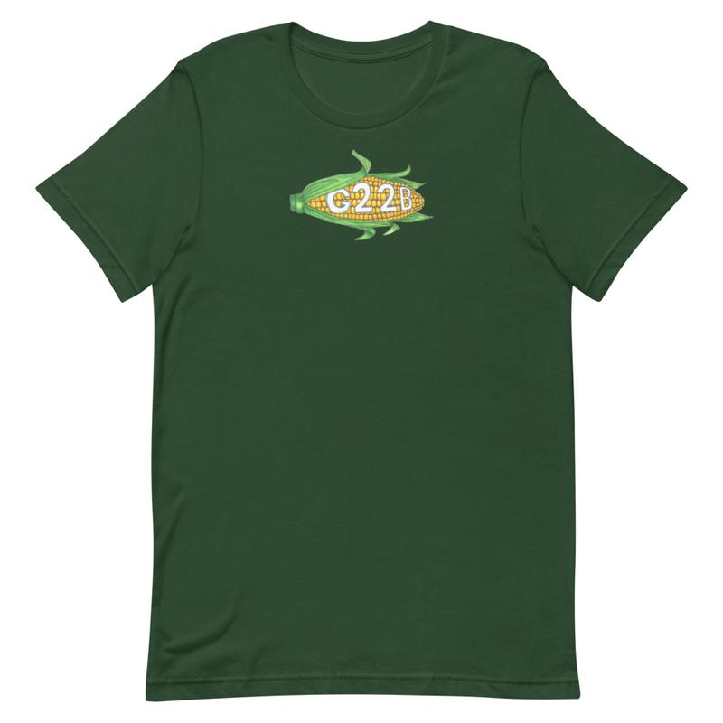 G22B (pd designs logo only) Short-Sleeve Unisex T-Shirt