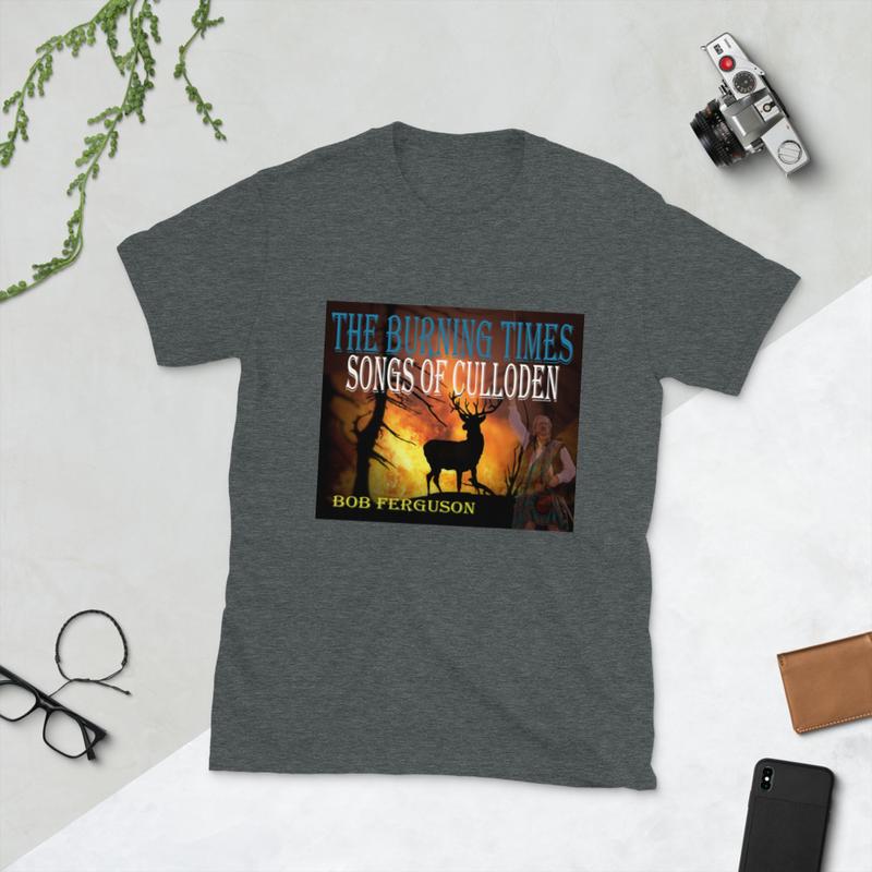 Short-Sleeve Unisex T-Shirt - The Burning Times