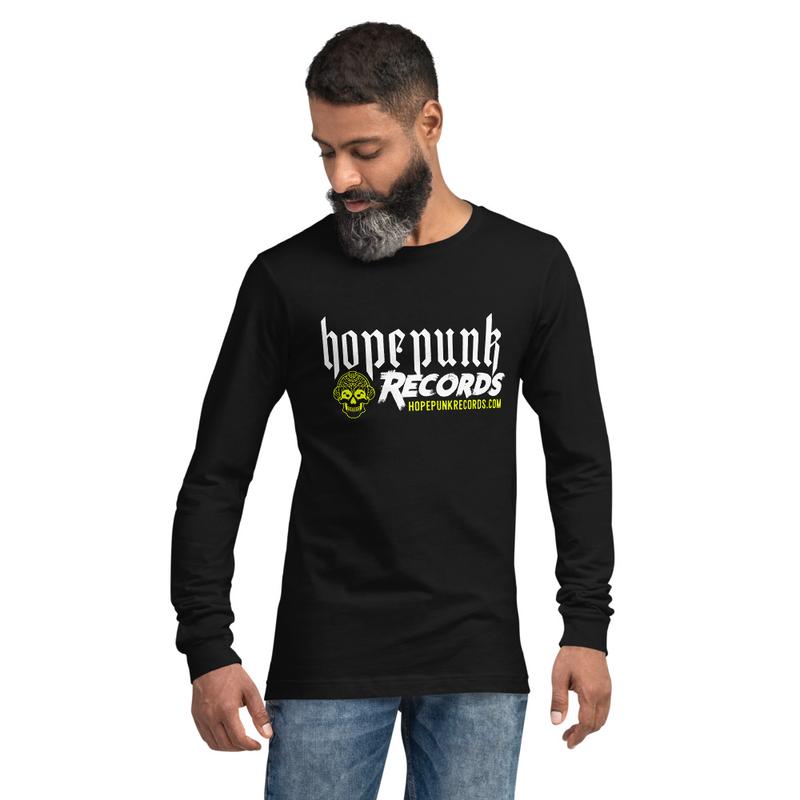 Unisex Long Sleeve Tee - HopePunk Records