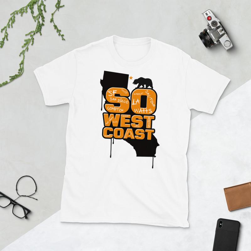 So West Coast Long Unisex T-Shirt