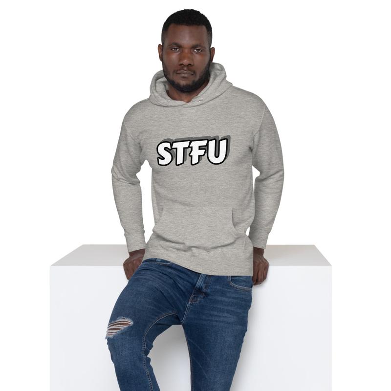 STFU Unisex Hoodie