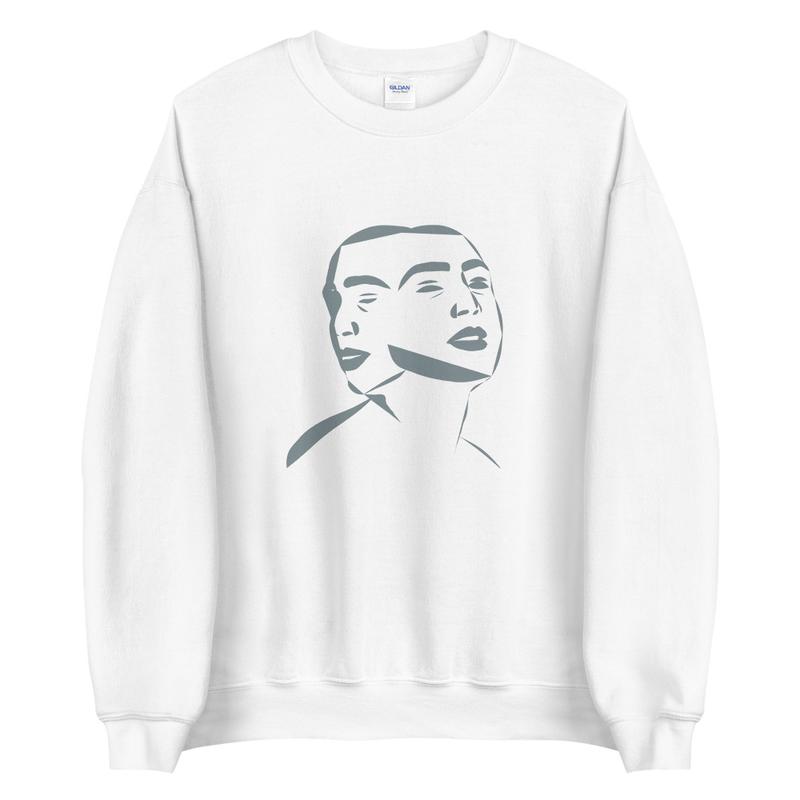 Facade Graphic Sweatshirt
