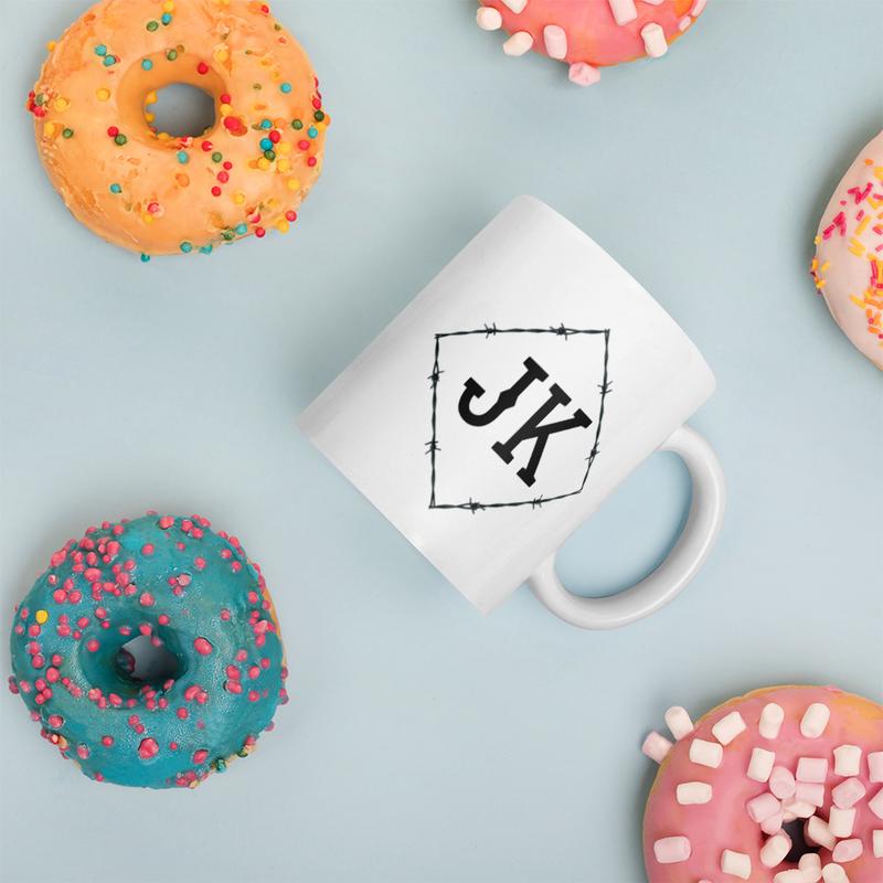 Joe King Logo Mug