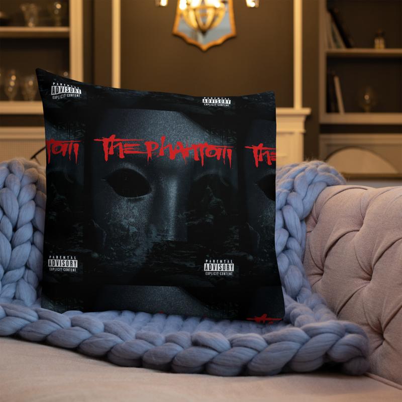 The Phantom Album Cover Premium Pillow
