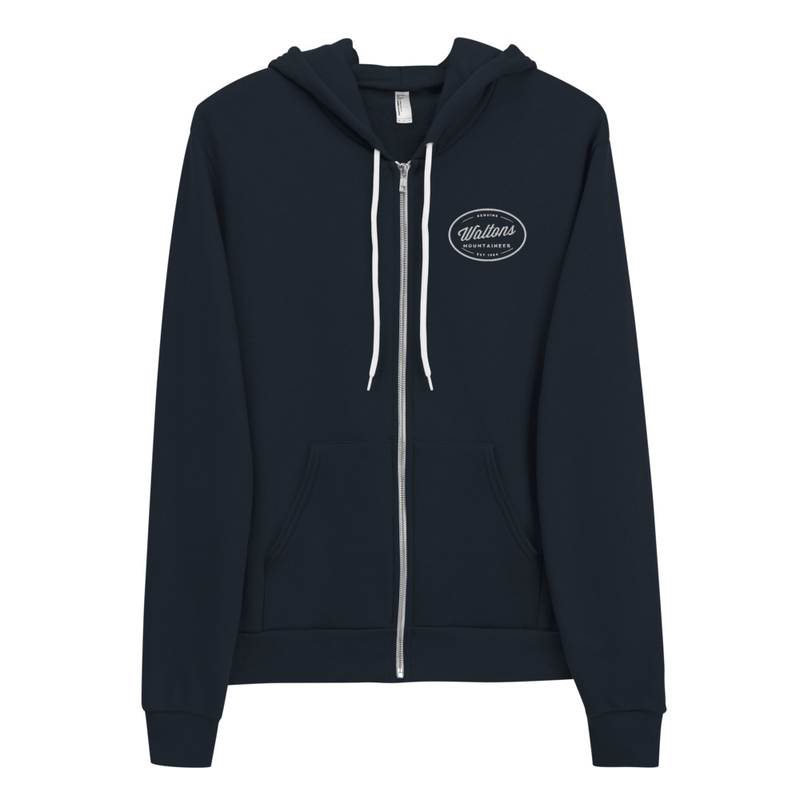 Mountaineers Embroidered Hoodie