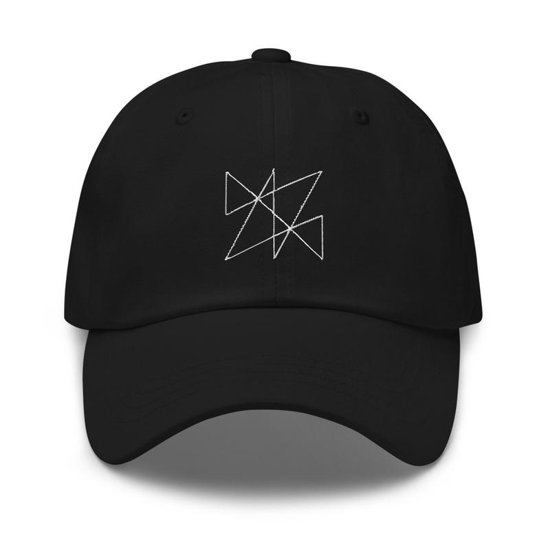 Refraktal MagiSquare Hat