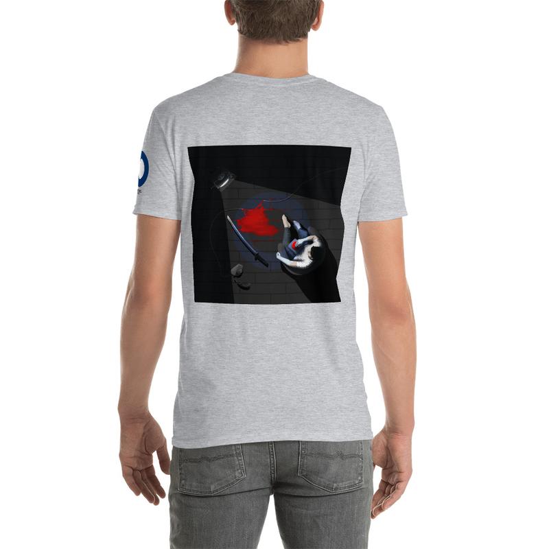 Soon Short-Sleeve Unisex T-Shirt (Reversed)