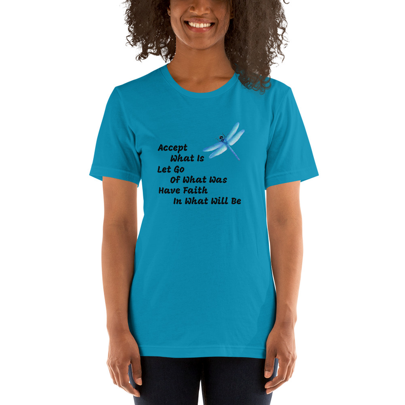 Accept What Is - Short-Sleeve Unisex T-Shirt