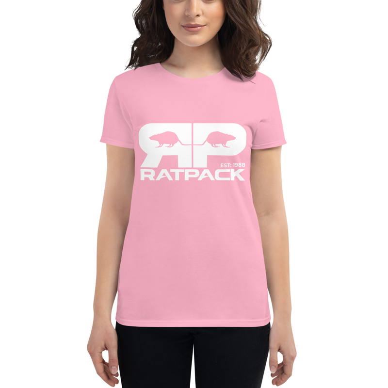 RatPack Women's Fashion Fit T-Shirt