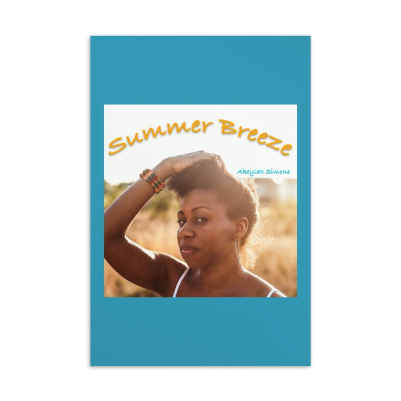 Summer Breeze Postcard