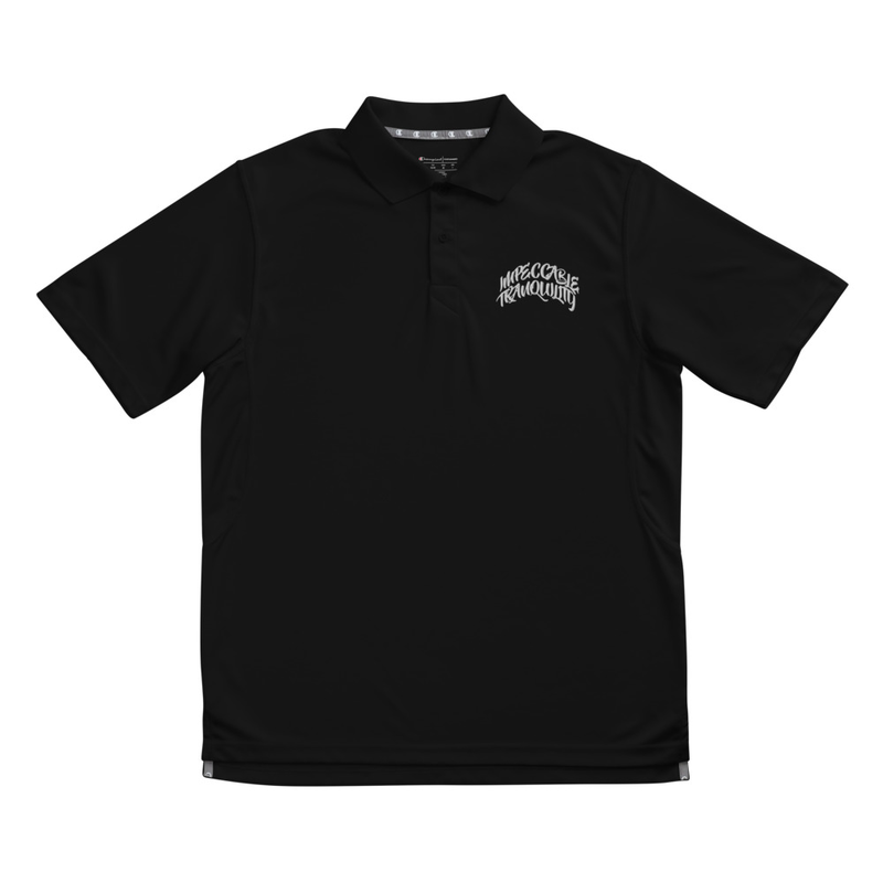Impeccable Tranquility Men's Champion performance polo