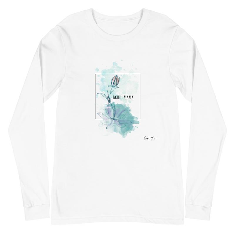 breathe Unisex Long-Sleeve Tee