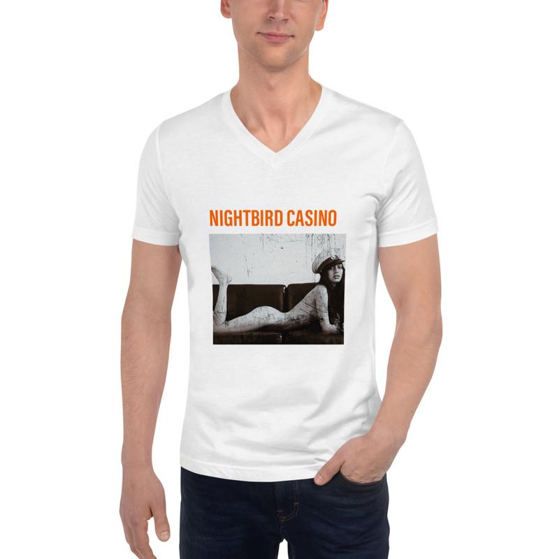 Gregorian Nap Unisex Short Sleeve V-Neck T-Shirt