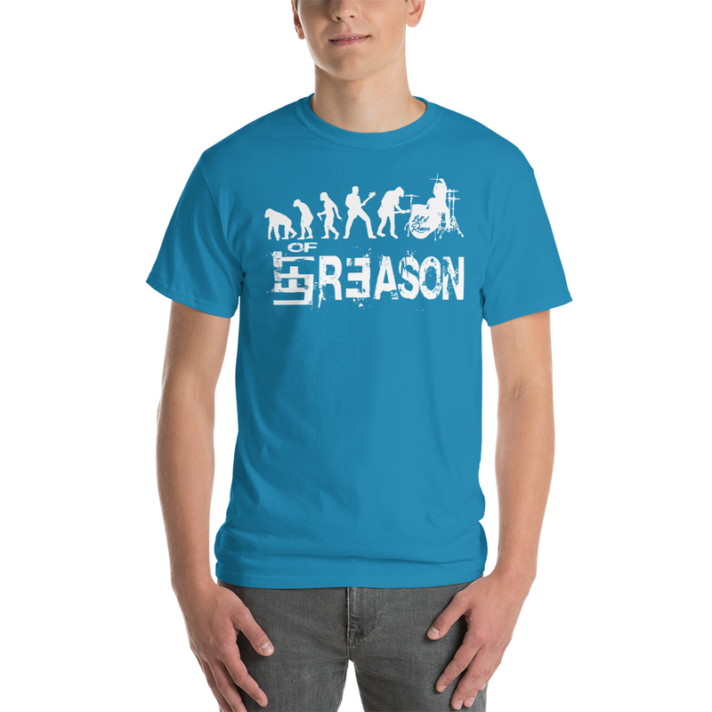 LOR EVOLUTION OF ROCK Short Sleeve T-Shirt