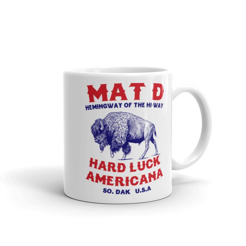 Mat D Buffalo Mug