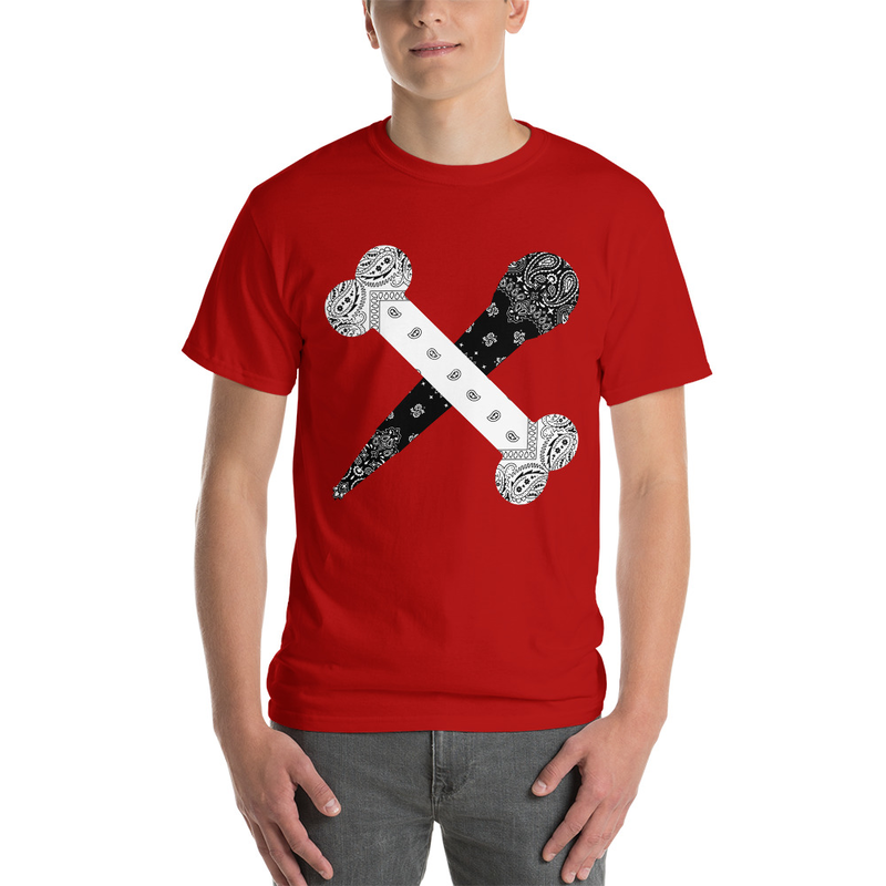 Mike Bone Bandana Shirt