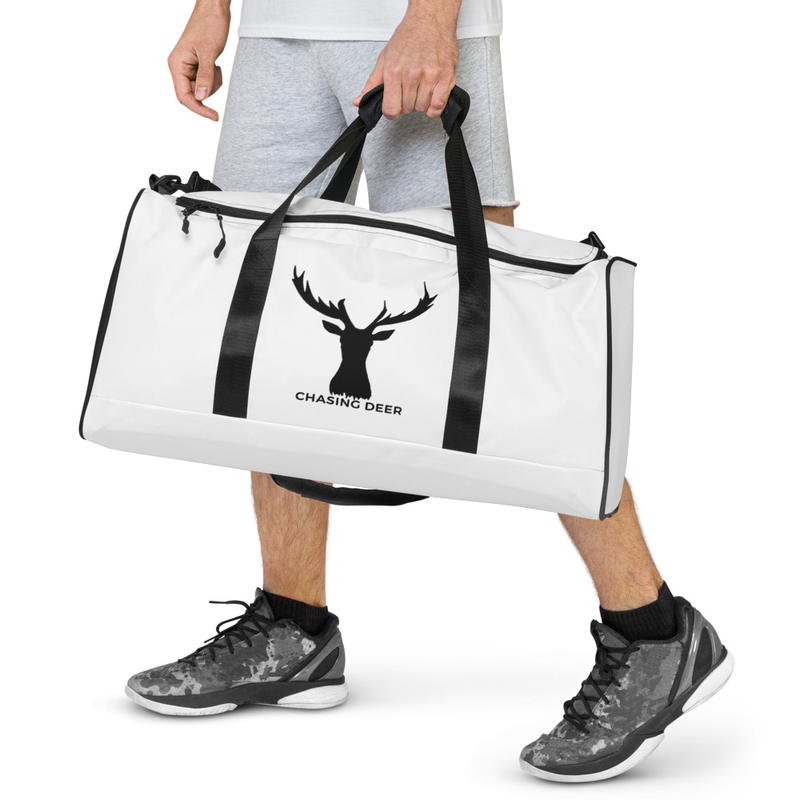 Deer Logo Duffle bag