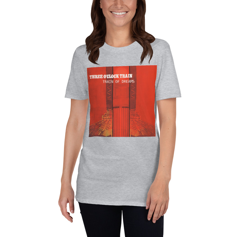 TRAIN OF DREAMS Short-Sleeve Unisex T-Shirt