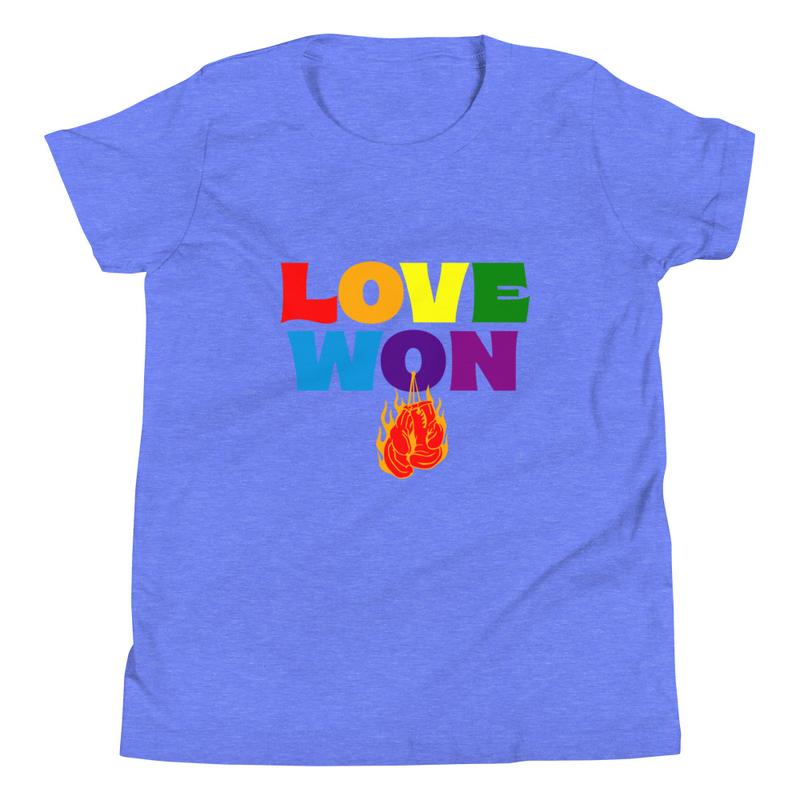 Love Won Children Tshirt
