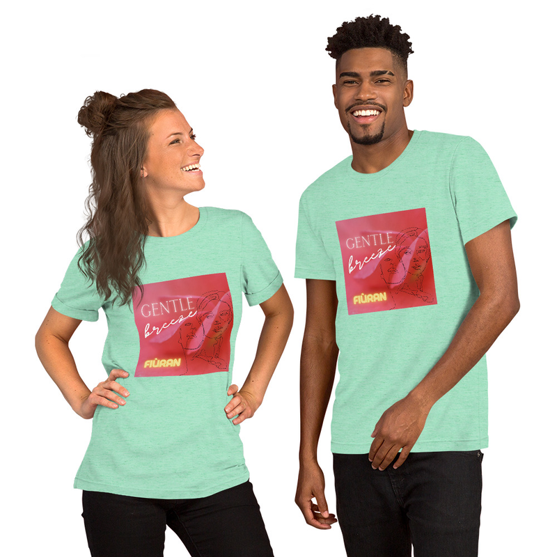 Fiùran Gentle Breeze Unisex T-Shirt