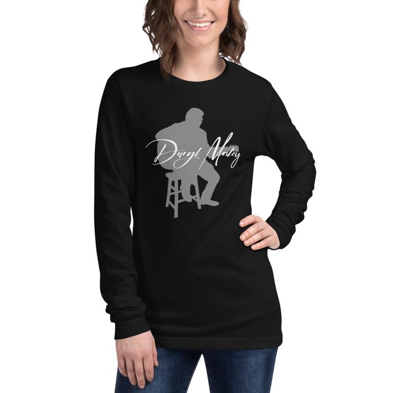 Unisex Long Sleeve Daryl Mosley shirt